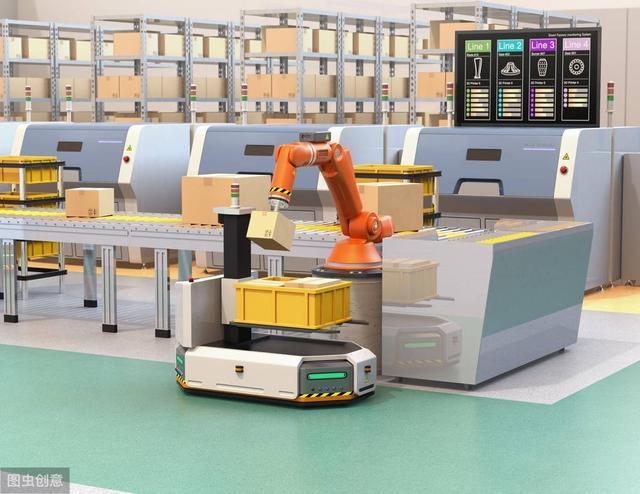 仓储搬运车如何评定AGV搬运机器人带给生活的效率