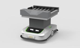 凌鸟AGV智能滚筒车