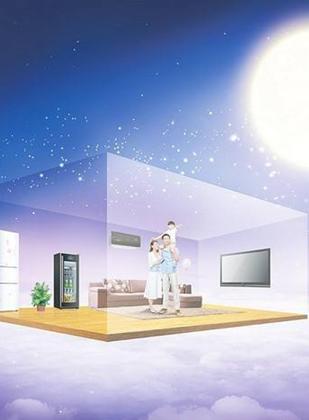 慧居Z305家庭背景音樂系統套裝wifi