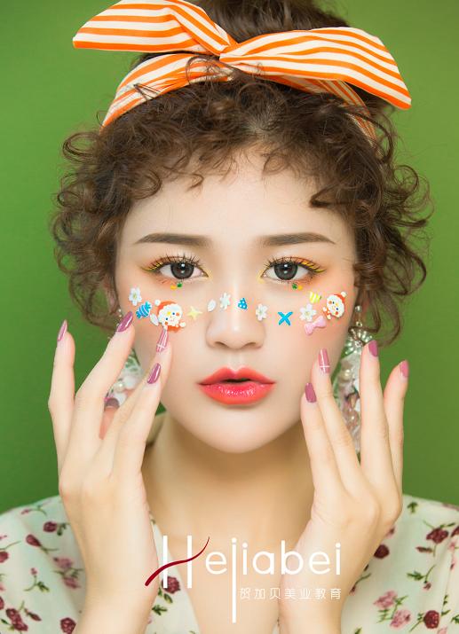 「长沙市正规的化妆学校」长沙市的化妆学校哪家是正规靠谱的?