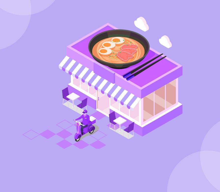 餐饮小程序体验版
