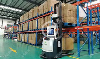 无缝对接WMS系统,货物信息自动识别,无人机智能盘点,智能无人仓入库管理