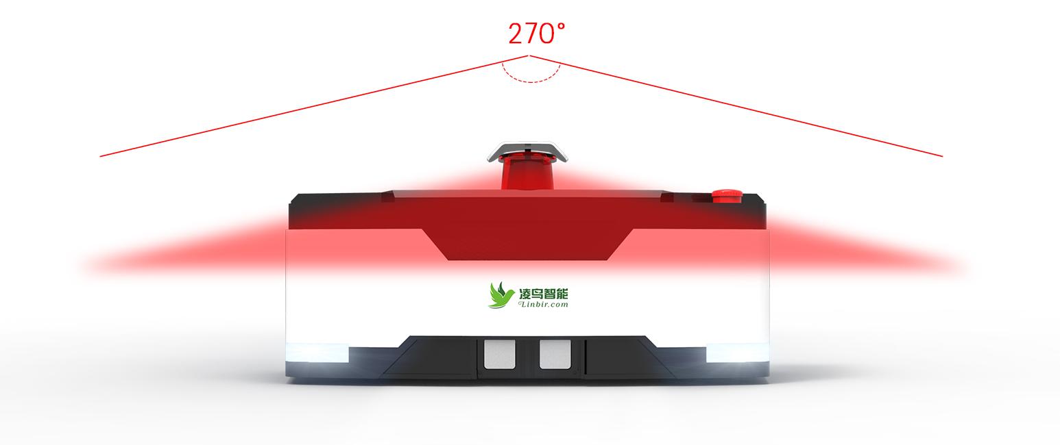凌鸟(苏州)智能系统有限公司便推出了一款金丝雀-L100小型搬运式叉车,窄小通道穿梭自由,满足密集仓储需求