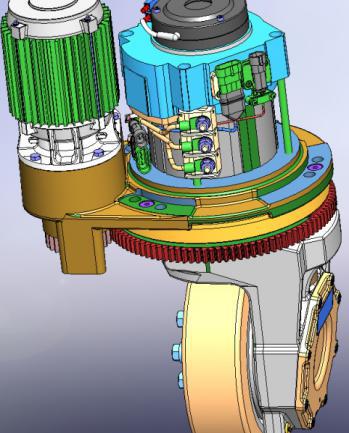 AGV小车行走问题;问题一:问题描述:行走问题,驱动轮打滑;辅助轮架空;辅助轮偏磨;