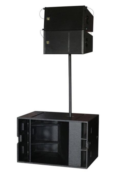 LA-110\LA-18S 线性阵列音箱