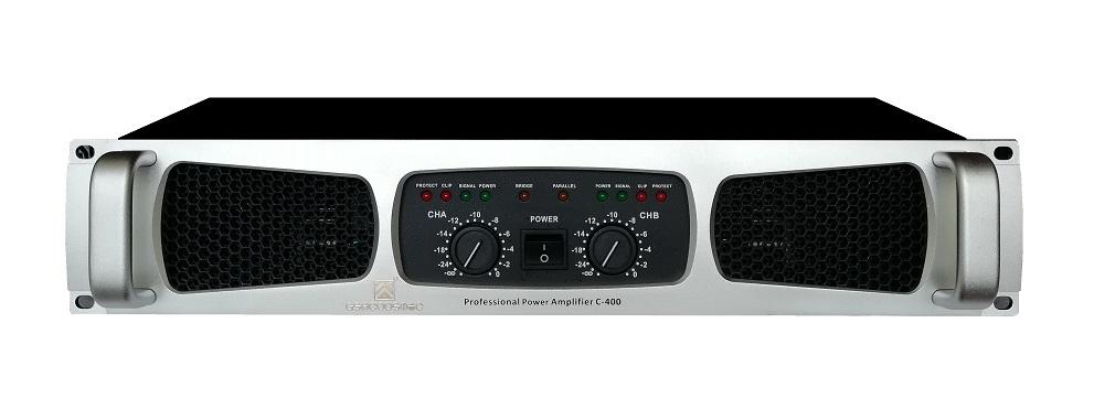 X400专业功率放大器