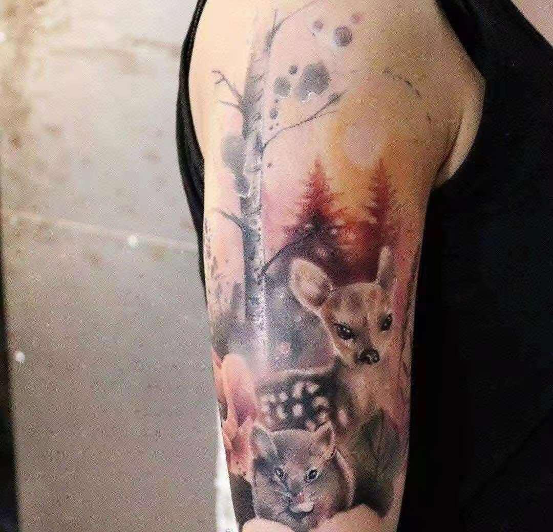 想学纹身,纹身难不难学?
