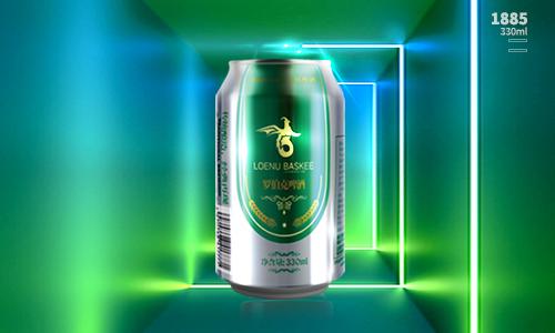 易拉罐330ml 绿罐